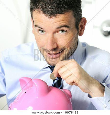 Economy Piggy
