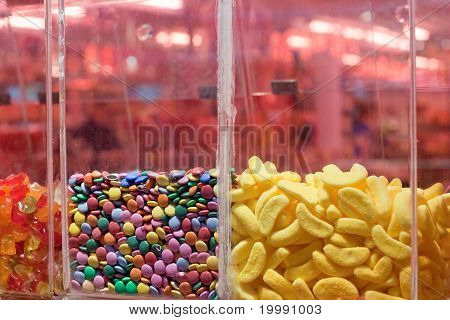 Variety Of Candy