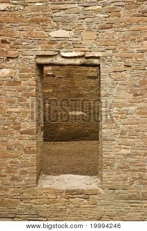 Doorway, Chaco Canyon