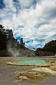 Amazing Hot Pool in New Zealand