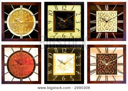 Wall Clocks 4