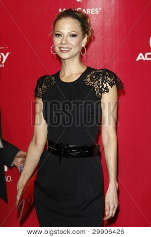 LOS ANGELES - FEB 10:  Tamara Braun arrives at the 2012 MusiCares Gala honoring Paul McCartney at LA Convention Center on February 10, 2012 in Los Angeles, CA