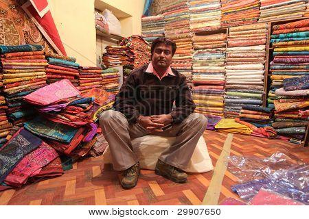 Textile Shop Owner