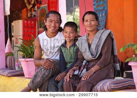 Hampi Familiy