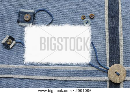 Jeans Style Scrapbook