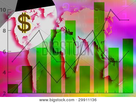 Currency state , focus on the dollar