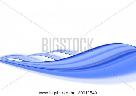 sea waves illustration
