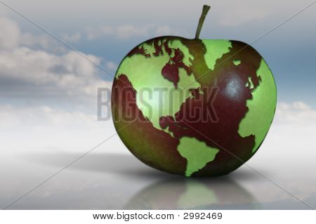Earth And Fruit