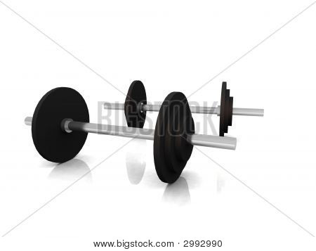 A Pair Of Dumbells