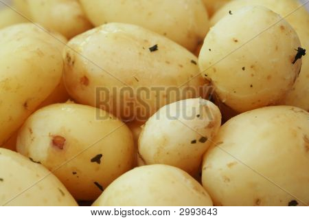 Buttered Potatoes44