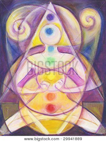 Metaphysical Symbols Fine Art