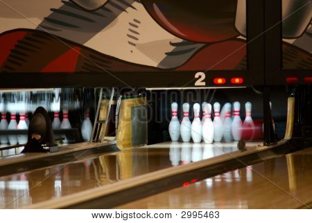 Bowling Alley Pines