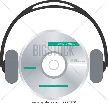 Headphone And Disc