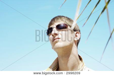 In Sunglasses