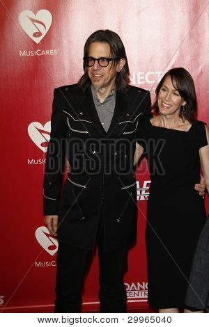 LOS ANGELES, CA - FEB 10: Scott Goldman at the 2012 MusiCares Person of the Year Tribute To Paul McCartney at the LA Convention Center on February 10, 2012 in Los Angeles, California