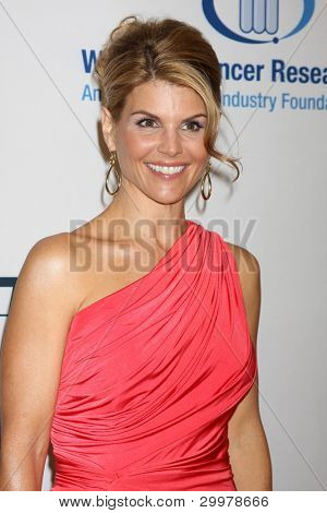 LOS ANGELES, CA - JAN 27: Lori Loughlin at the