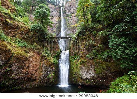 waterfall Multnomah