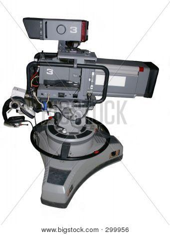 Studio Pedestal Camera