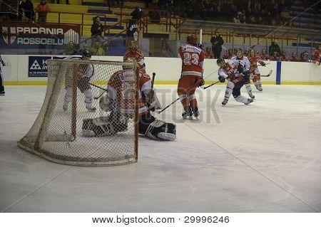 Hockey Club Milano italian National a2 Turniers Mailand 2011