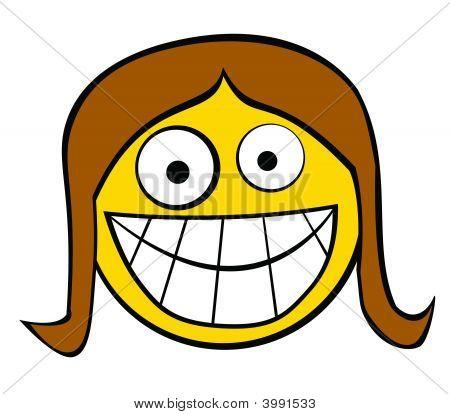 Smilegirl Head