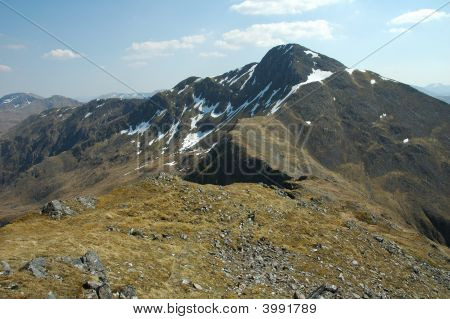 Five Sisters Of Kintail, Scotland