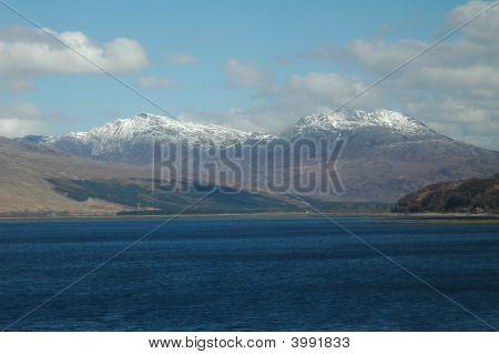 Scotland, Loch Carron