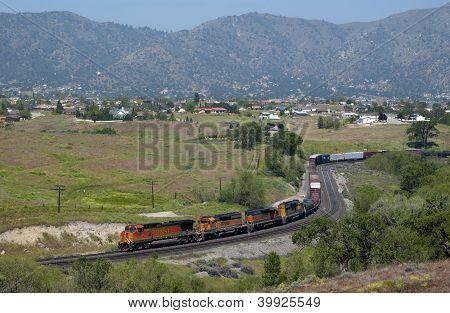 Mountain Freight