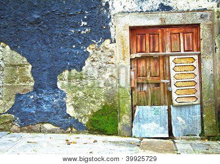porta em Portugal