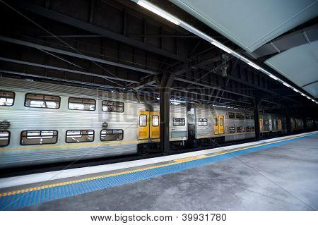 Transit Train - Sydney, Australia