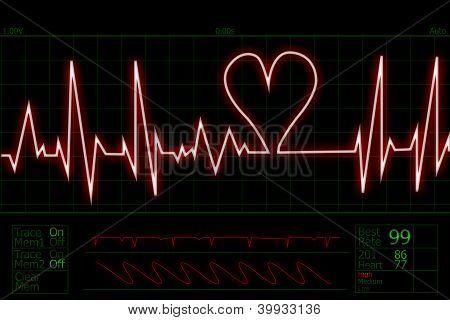 Heart Beat Pulse