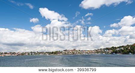 Sydney Suburb, Australia.