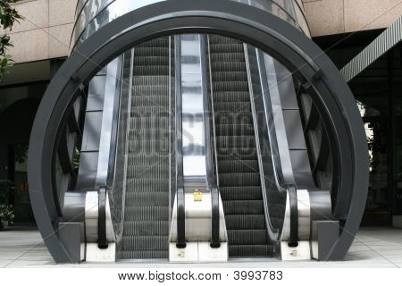 Escalator Port