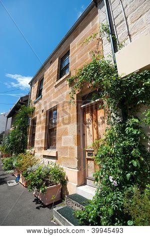 Terrace Homes, Sydney