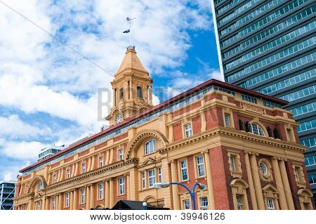 Ferry Building - Auckland, New Zealand