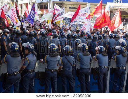 Polícia de choque