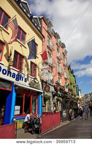Quay Street, Galway
