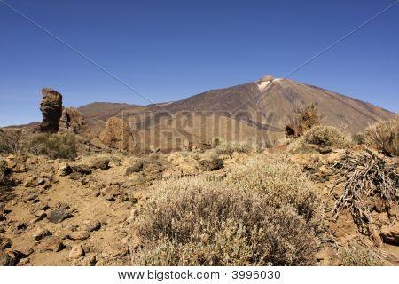 Mount Tiede Peak