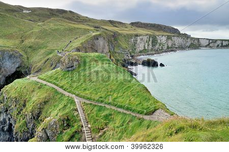 Rope Bridge Footpath