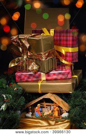 Creche For Christmas