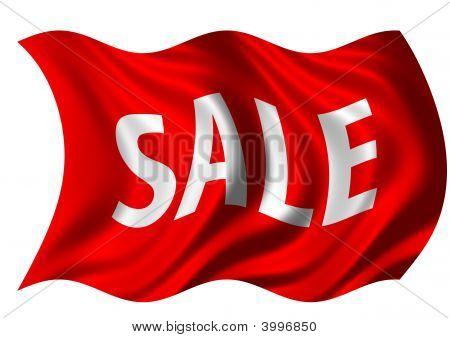Sale Flag