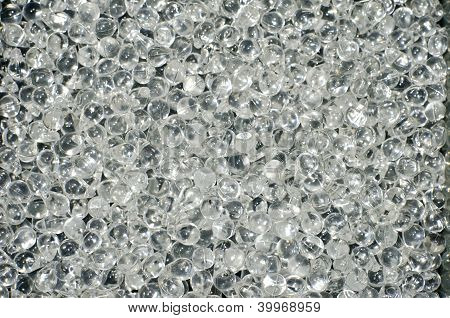 Plastic Diamond Bead