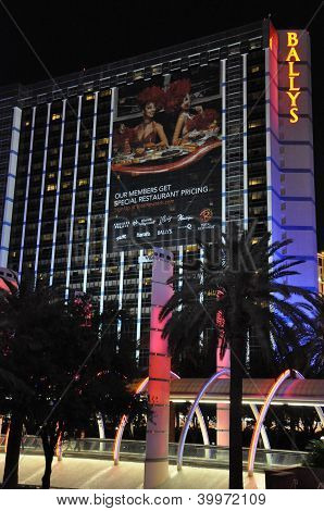 Bally's in Las Vegas