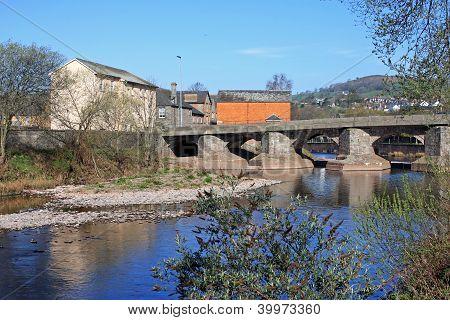 Bridge in Brecon
