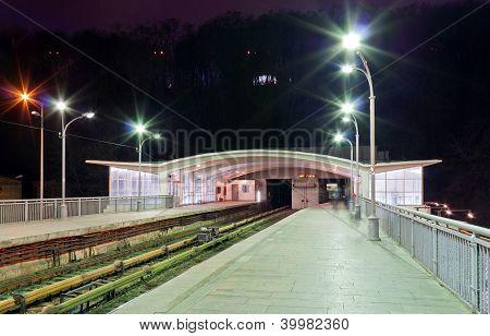 Dnieper Metro Station