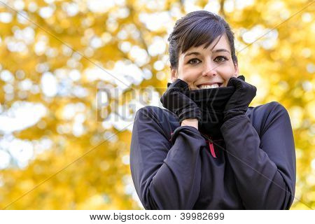 Cold Training In Fall