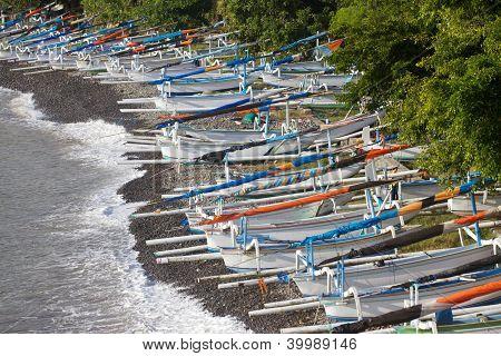 Bali Jukungs