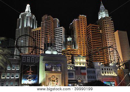 New York New York Hotel & Casino in Las Vegas