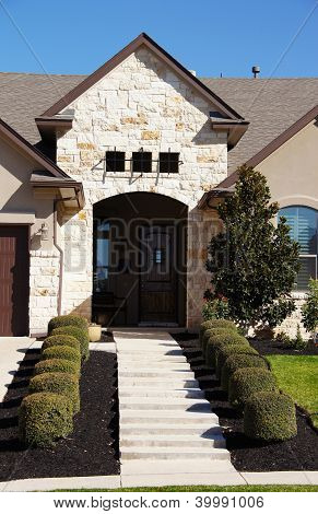 Cute Home Entrance