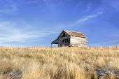 Little Barn On The Palouse.