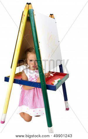 Tricksy Mischievous Girl